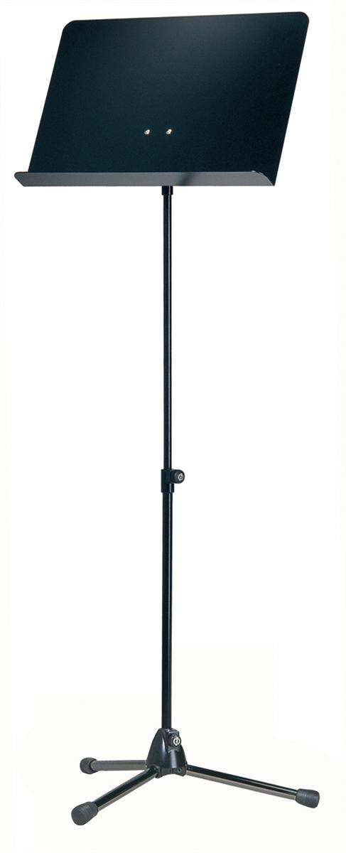 K&M 11818-000-55 Vast Blad Zwart met Zwart aluminium Blad