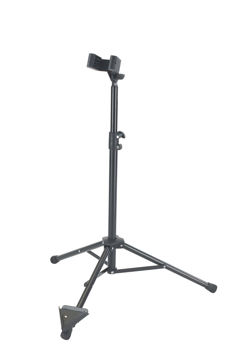 K&M 15060-011-55 Basklarinet Stand Zwart