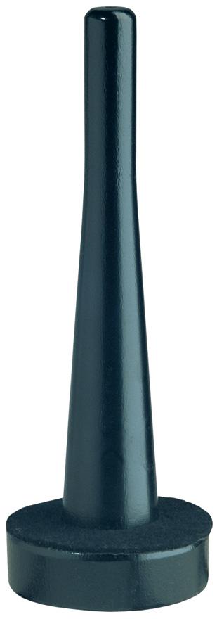 K&M 17731-005-55 Kegel voor Alt-Hobo/Engelse Hoorn Hout Zwart