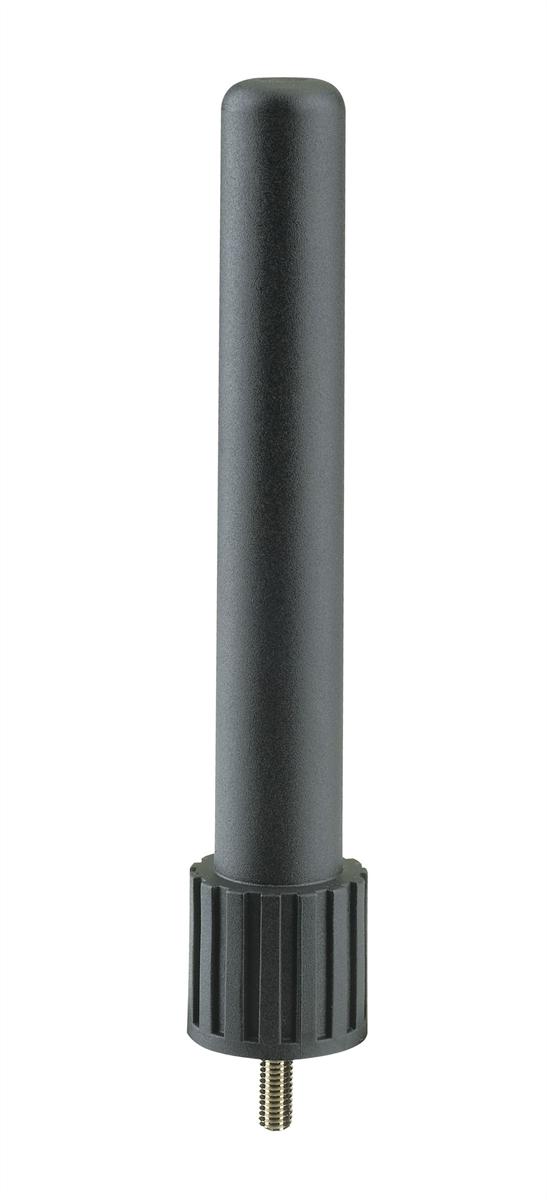 K&M 17788-005-55 Kegel voor Fluit Zwart