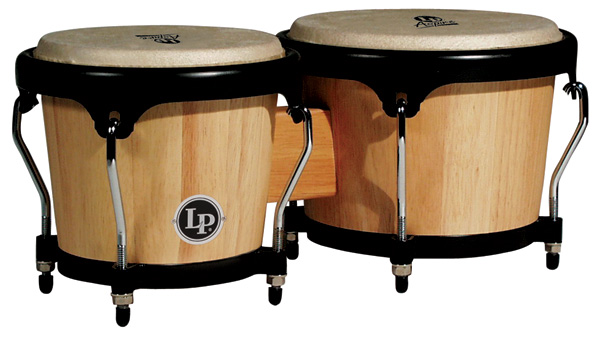 LPA601AW Latin Percussion Bongo's