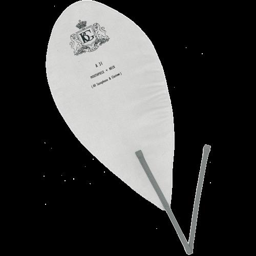 BG France Reinigingsdoek Mondstuk Universeel Microvezel A31