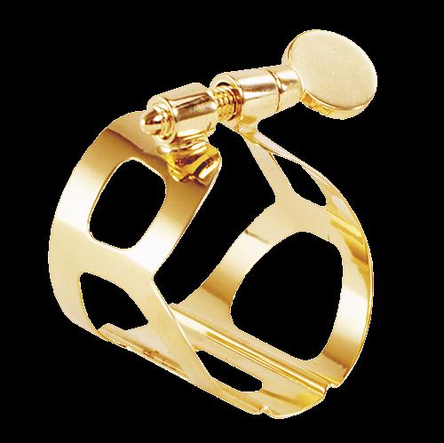 BG France Ligatuur Saxofoon Alto Tradition Goudlak L10