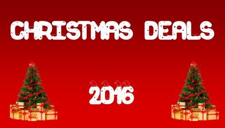 Christmas Deals 2016