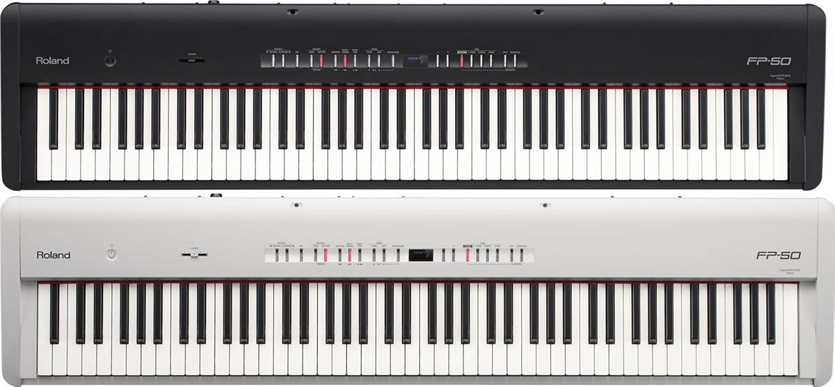 Roland FP-50 - € 1199