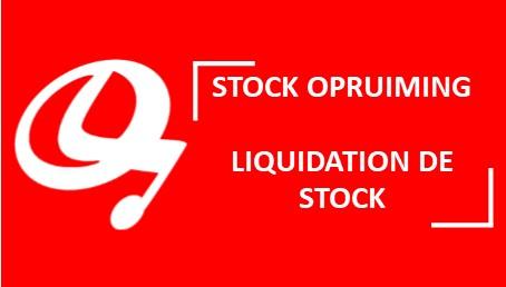 STOCK OPRUIMNG