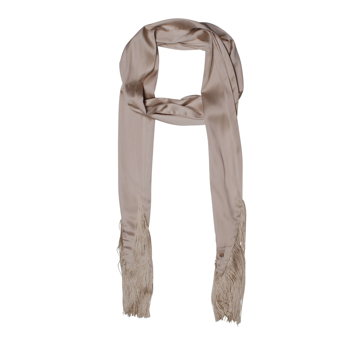 Va Gustav - Sjaal - Long scarf with fringes