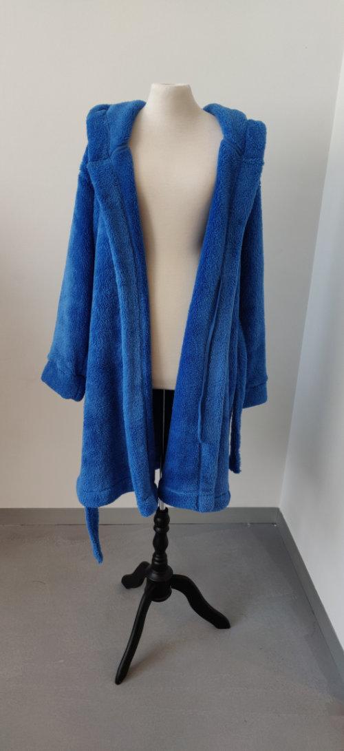 KAMERJAS DAMES - WOODY - 182-1-DGH-M/839 - blauw
