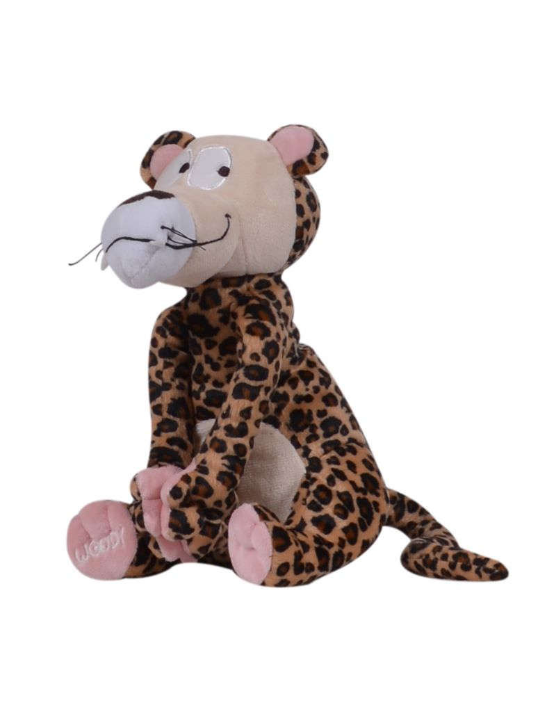 KNUFFEL - WOODY - 201-1-TOY-V/030 - Panter