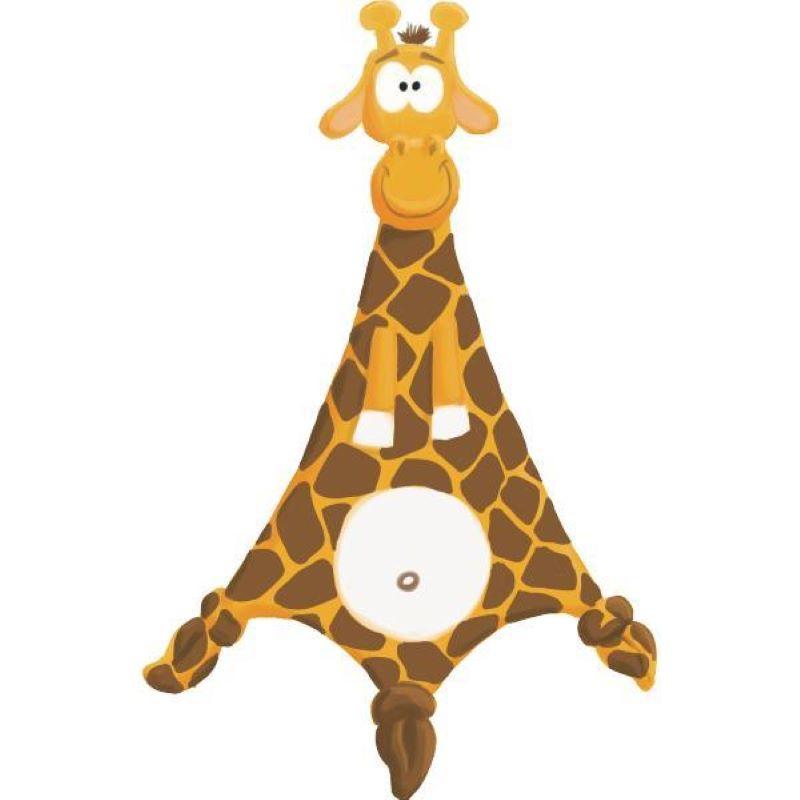 ZABBERDOEK - WOODY - 201-1-DOU-V/010 - Giraf