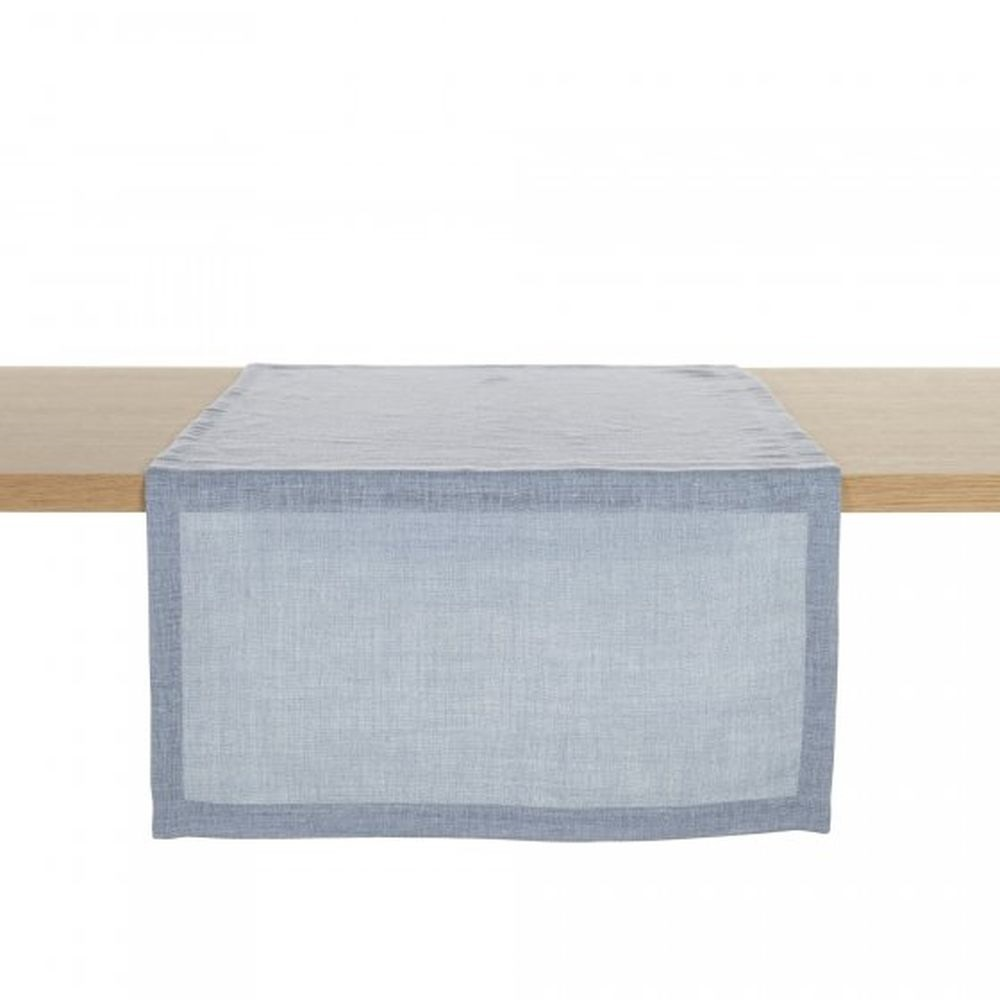 LOPER - LIBECO - POLYLIN WASHED - BLAUW