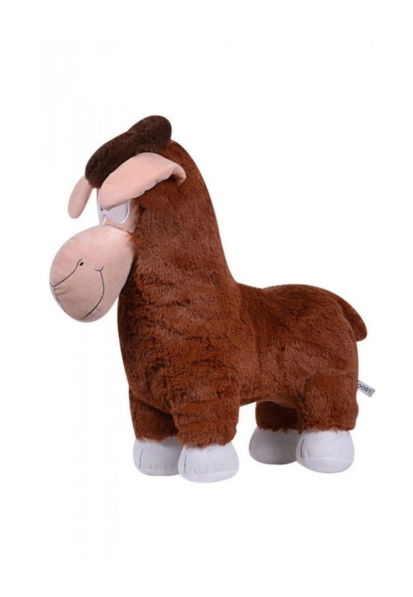 KNUFFEL - WOODY - 192-1-TOY-V/010 - theme alpaca