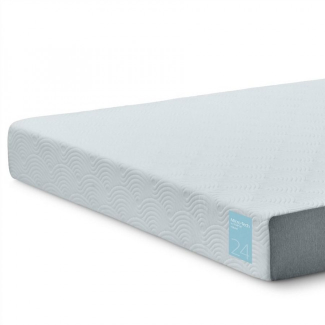 MATRAS - TEMPUR - MICRO-TECH 24 SOFT - WIT