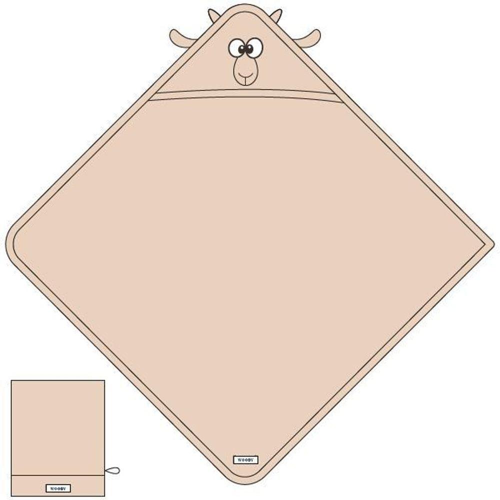 BADKAPJE - WOODY - 202-1-CAP-B/207 - beige