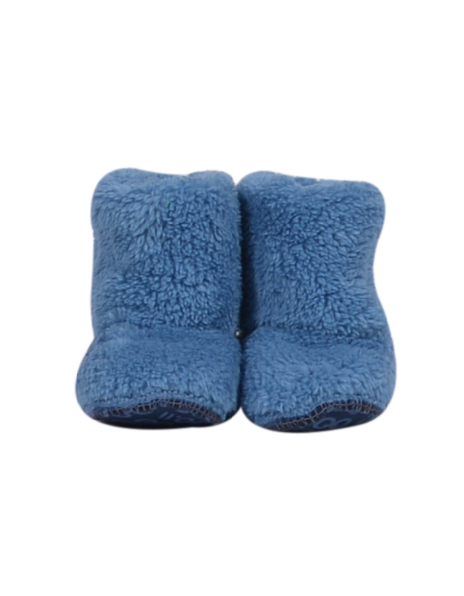 PANTOFFEL KIDS - LITTLE WOODY - 202-3-BOO-M/845 - blauw