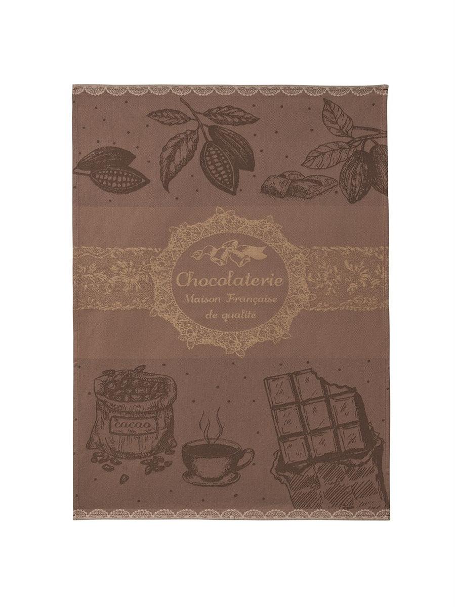 KEUKENHANDDOEK - COUCKE - CHOCOLATERIE - BRUIN