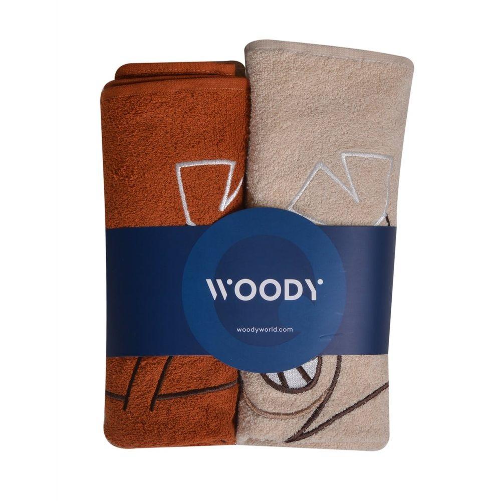 BADLINNEN KIDS - WOODY - 202-1-TTW-B/010 - geit