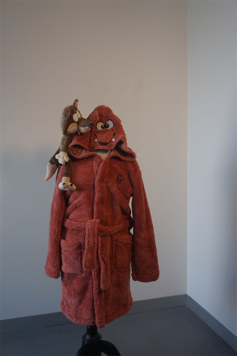 Kamerjas kids - WOODY - 202-1-ROM-M/419 - blushroze