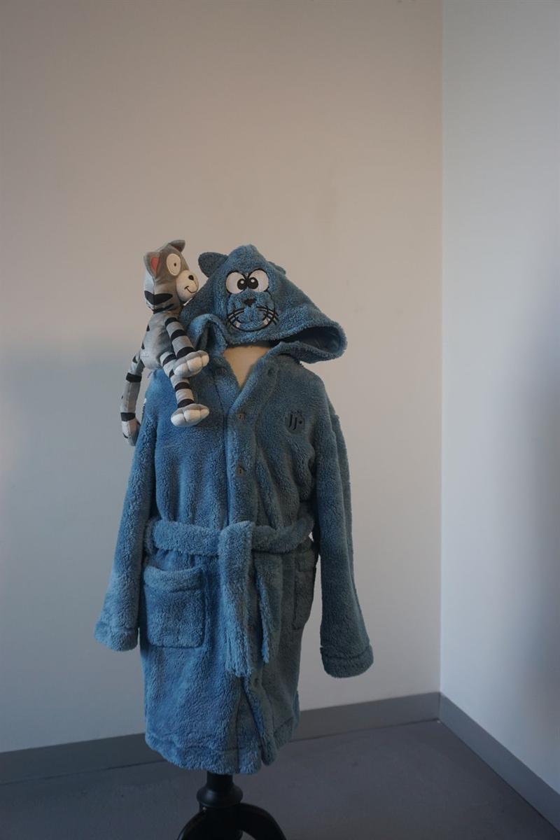 Kamerjas kids - WOODY - 202-1-ROM-M/845 - blauw