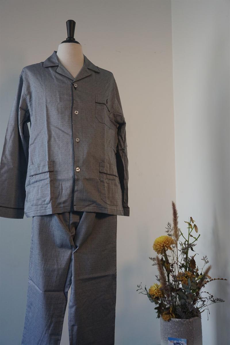 Pyjama heren - Gausch - PC151 - GRIJS