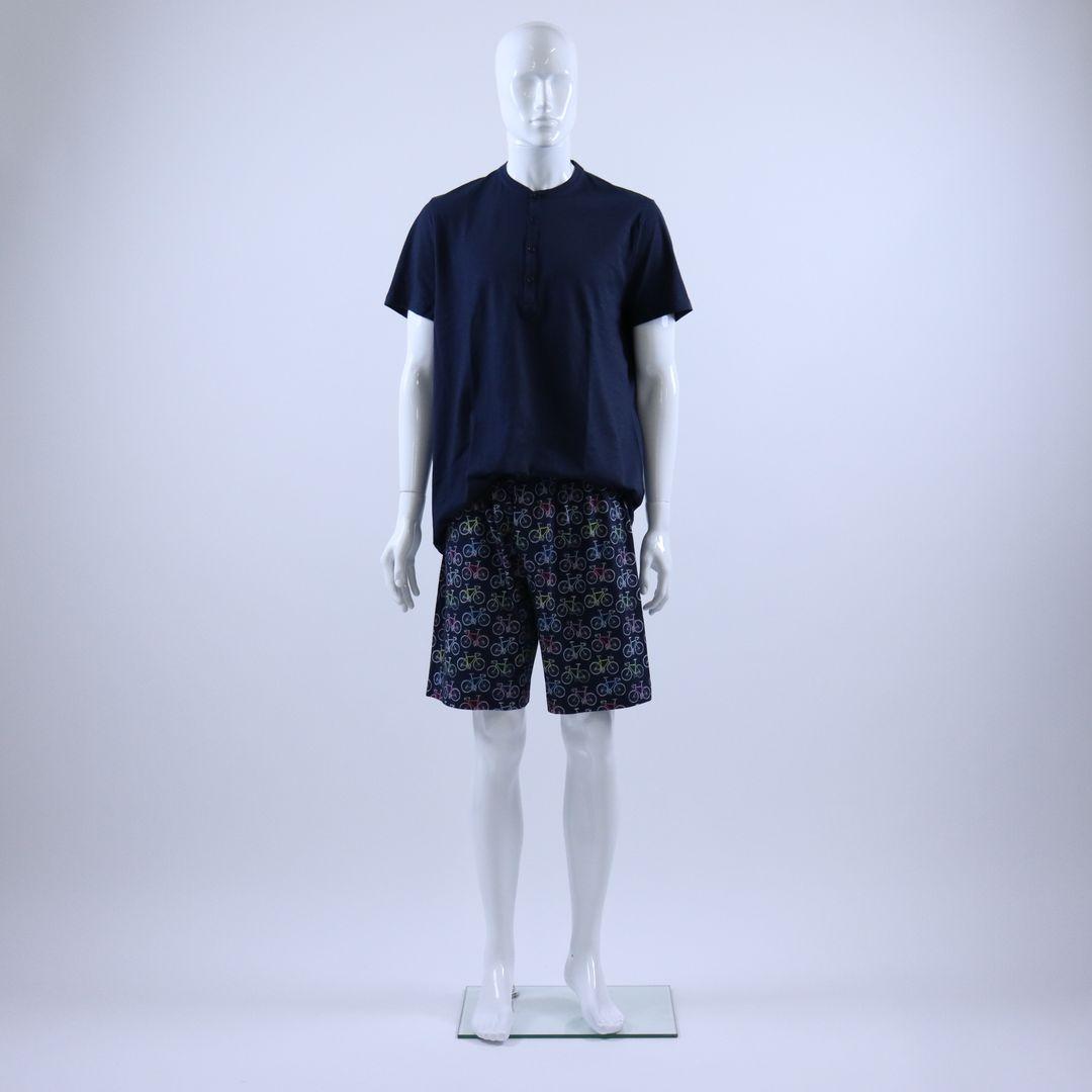Pyjama heren - Mey - 56450+71554 - FIETS