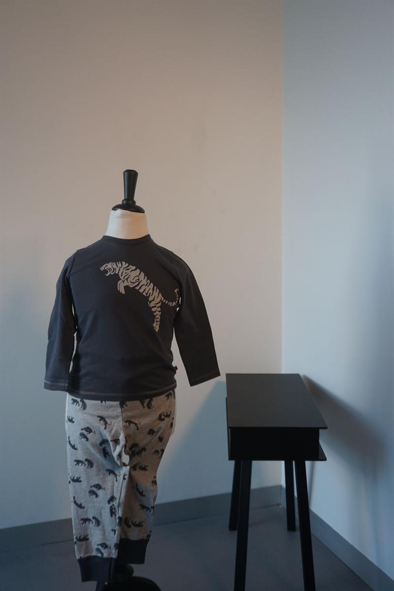 Pyjama jongens - Sanetta - 232314 - BLAUW