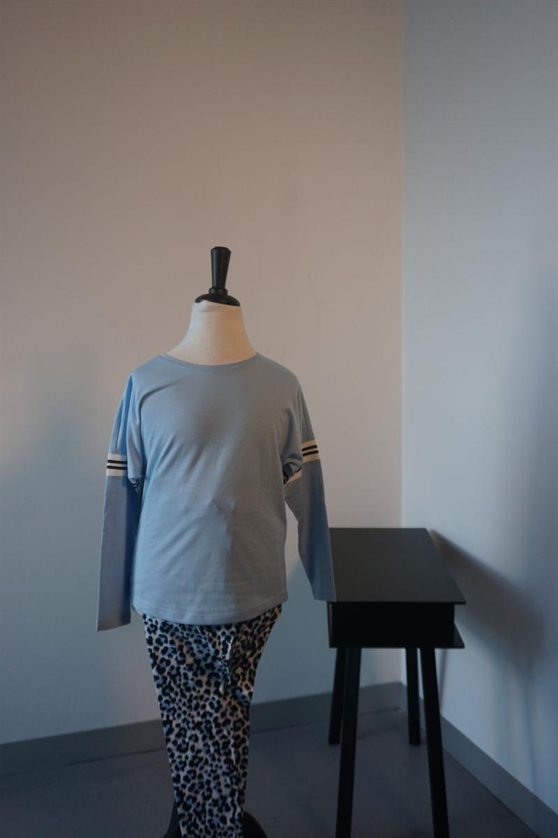 Pyjama meisjes - Sanetta - 244658+244664 - HEAVEN