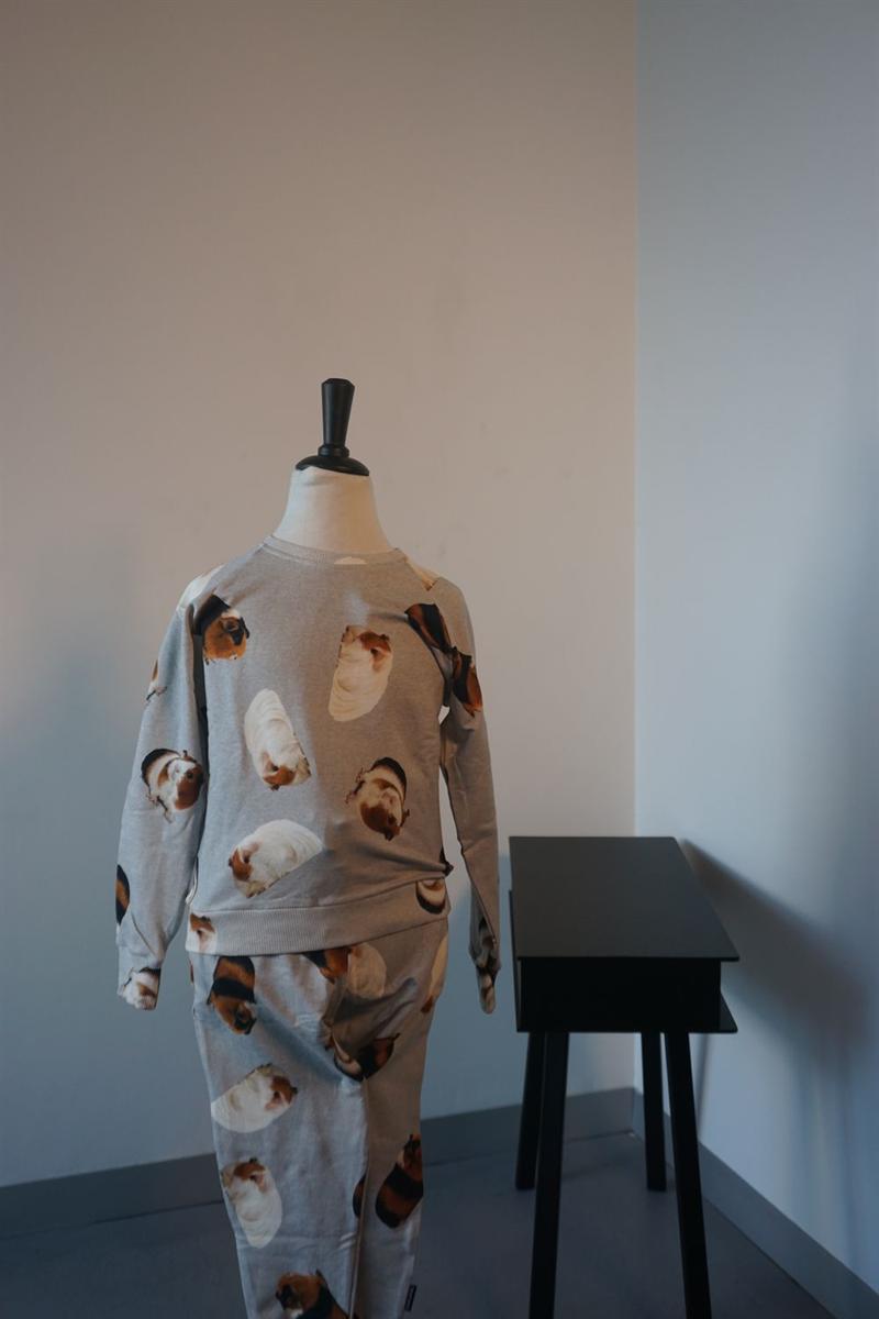 Pyjama jongens - Snurk - CAVIA - MULTI