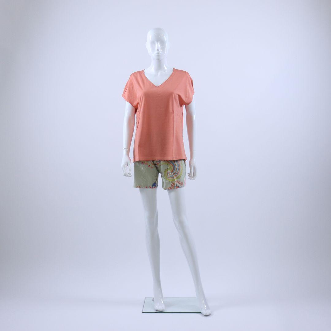 Pyjama dames - Mey - 16289/16304 - PISTACHE