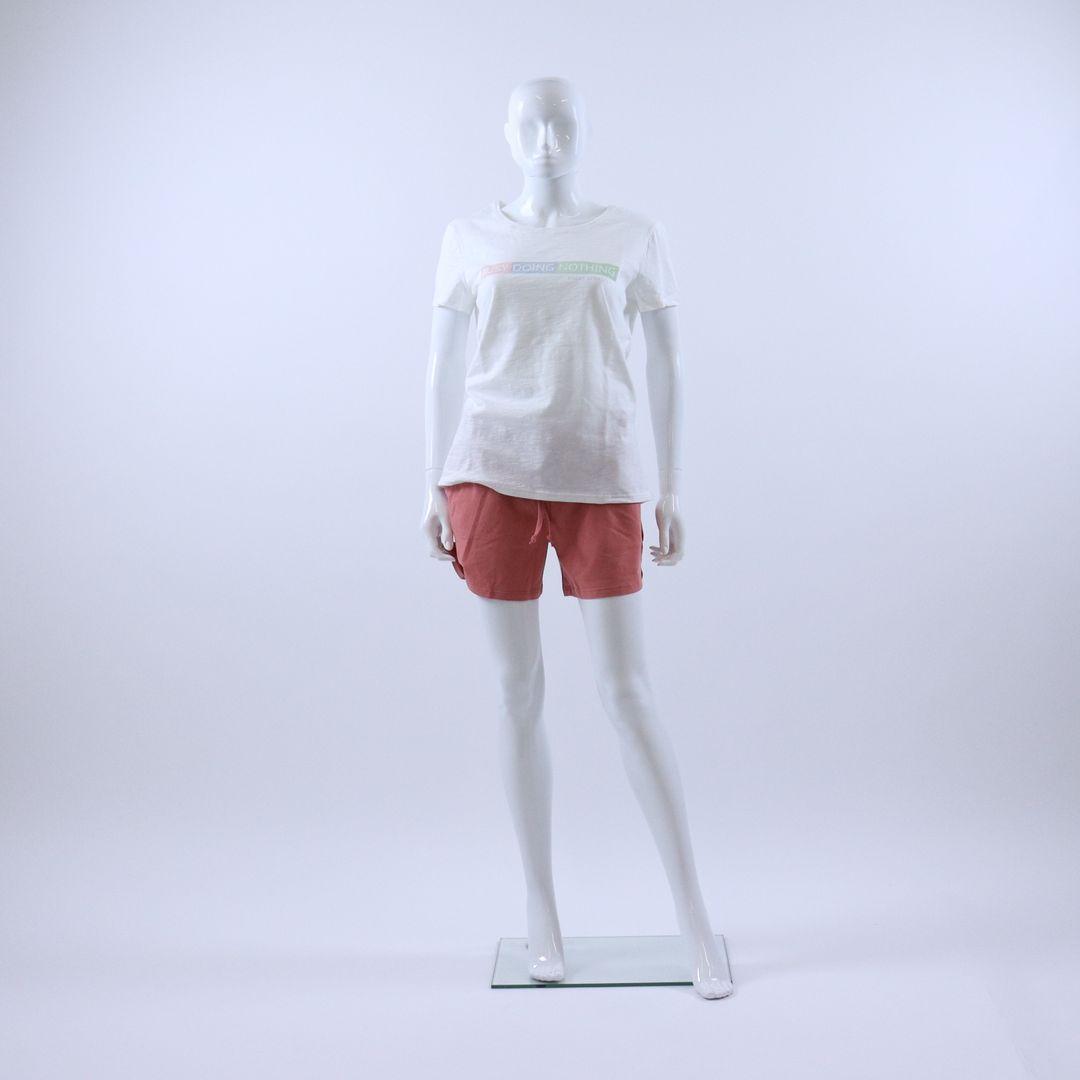 Pyjama dames - Short Stories - 621100 / 621128 - WIT