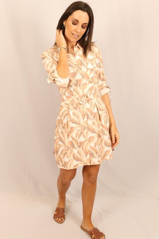 Silvian Heach - Kleed - Dress Derry - PGP21752VE W0372