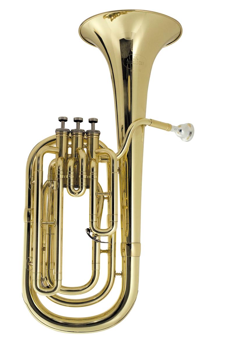 Besson Bariton New Standard Stubent - Uitvoering: Goudlak
