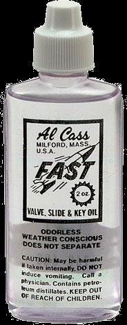 Al Cass FAST Valve Oil