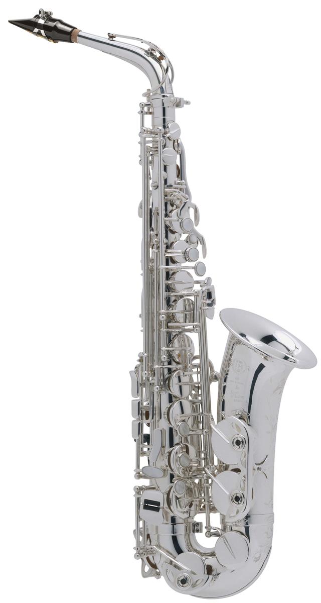 Selmer Alt Saxofoon SA80 Série II - Uitvoering: Verzilverd