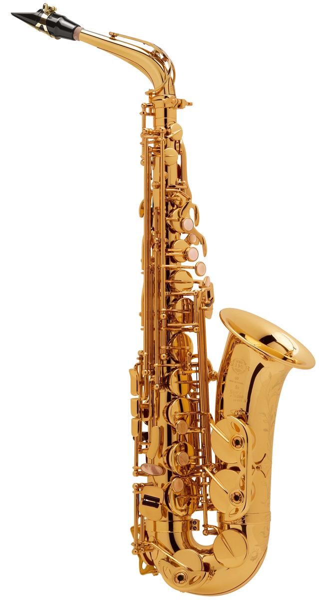 Selmer Alt Saxofoon SA80 Série II - Uitvoering: Verguld