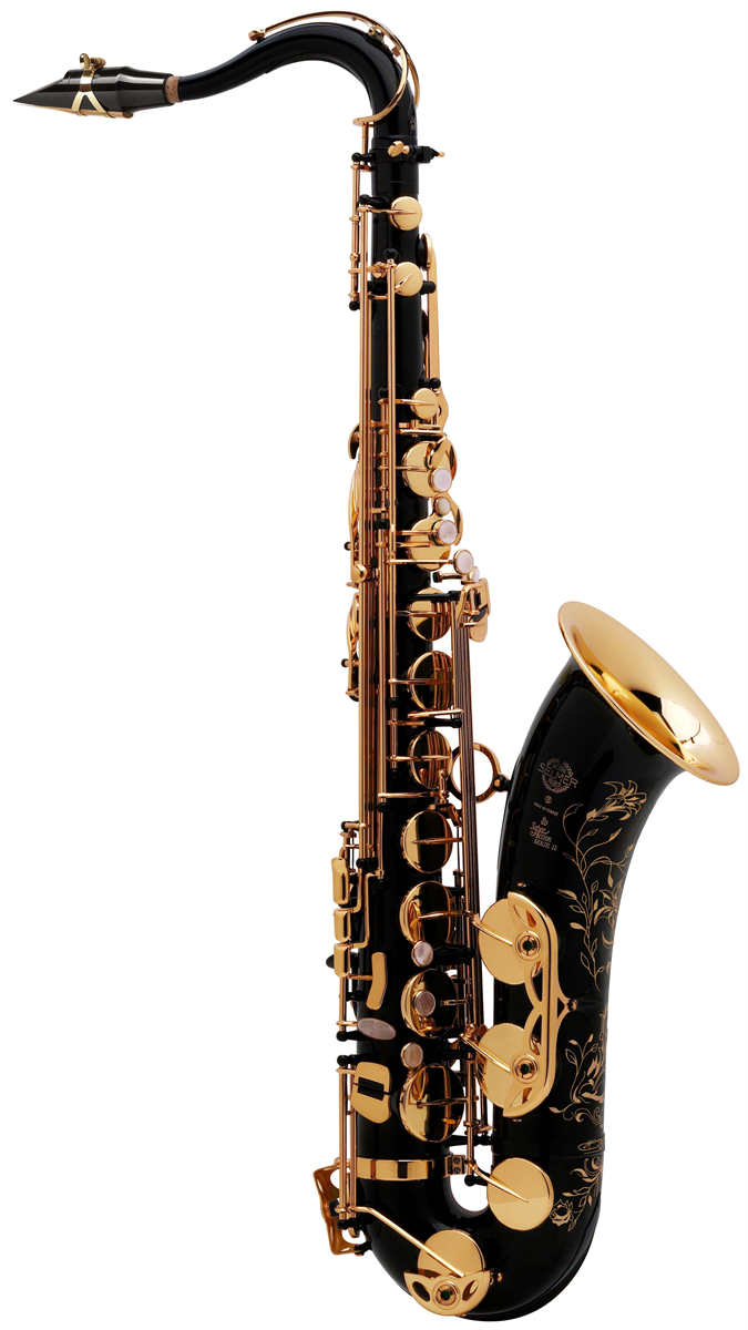 Selmer Tenor Saxofoon SA80 Série II - Uitvoering: Zwart Gelakt