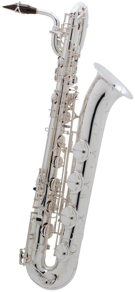 Selmer Bariton Saxofoon SA80 Série II - Uitvoering: Verzilverd