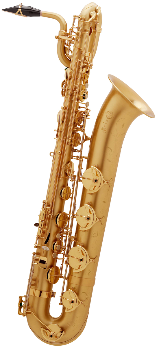 Selmer Bariton Saxofoon SA80 Série II - Uitvoering: Mat
