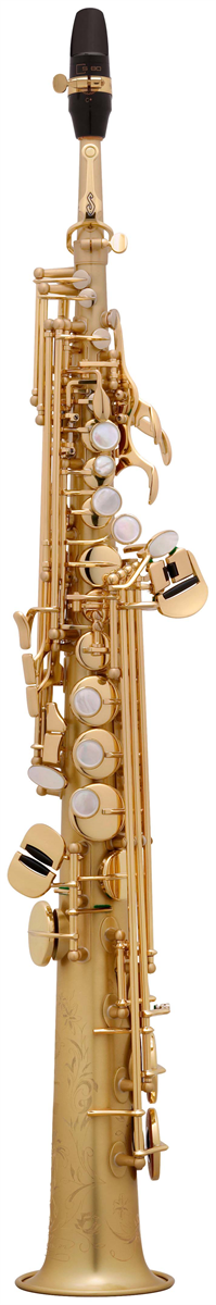 Selmer Soprano Saxofoon Série III - Uitvoering: Mat