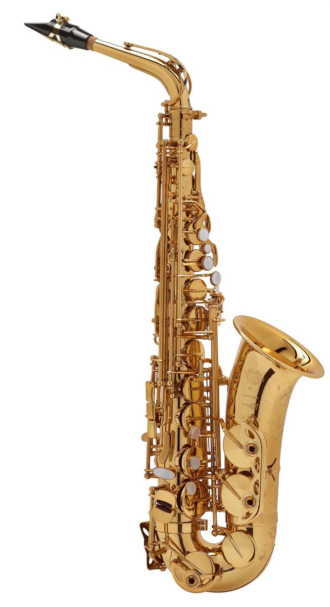 Selmer Alt Saxofoon Série III - Uitvoering: Verguld