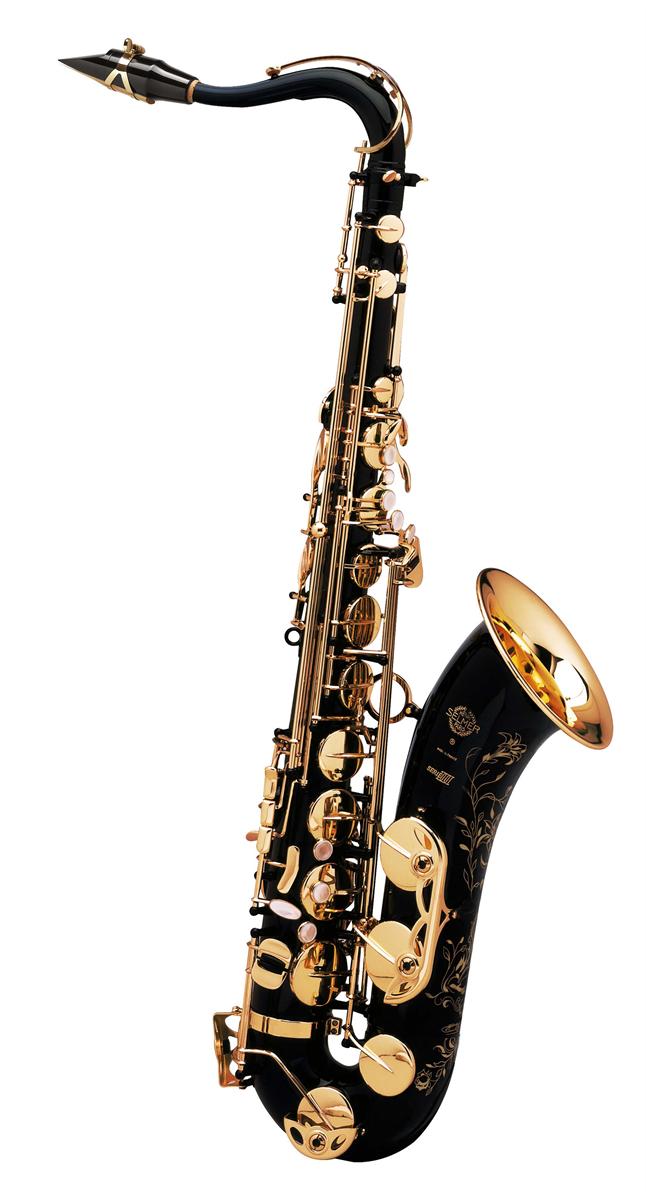 Selmer Tenor Saxofoon Série III - Uitvoering: Zwart Gelakt