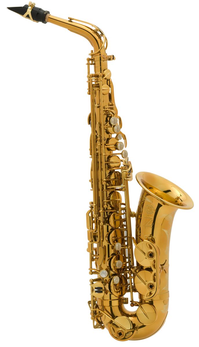 Selmer Alt Saxofoon Reference 54 - Uitvoering: Goudlak