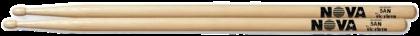 Nova Drumstokken Hickory Nylon tip 5A