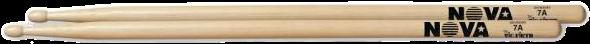 Nova Drumstokken Hickory Houten tip 7A