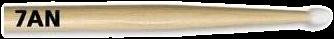 Nova Drumstokken Hickory Nylon tip 7A