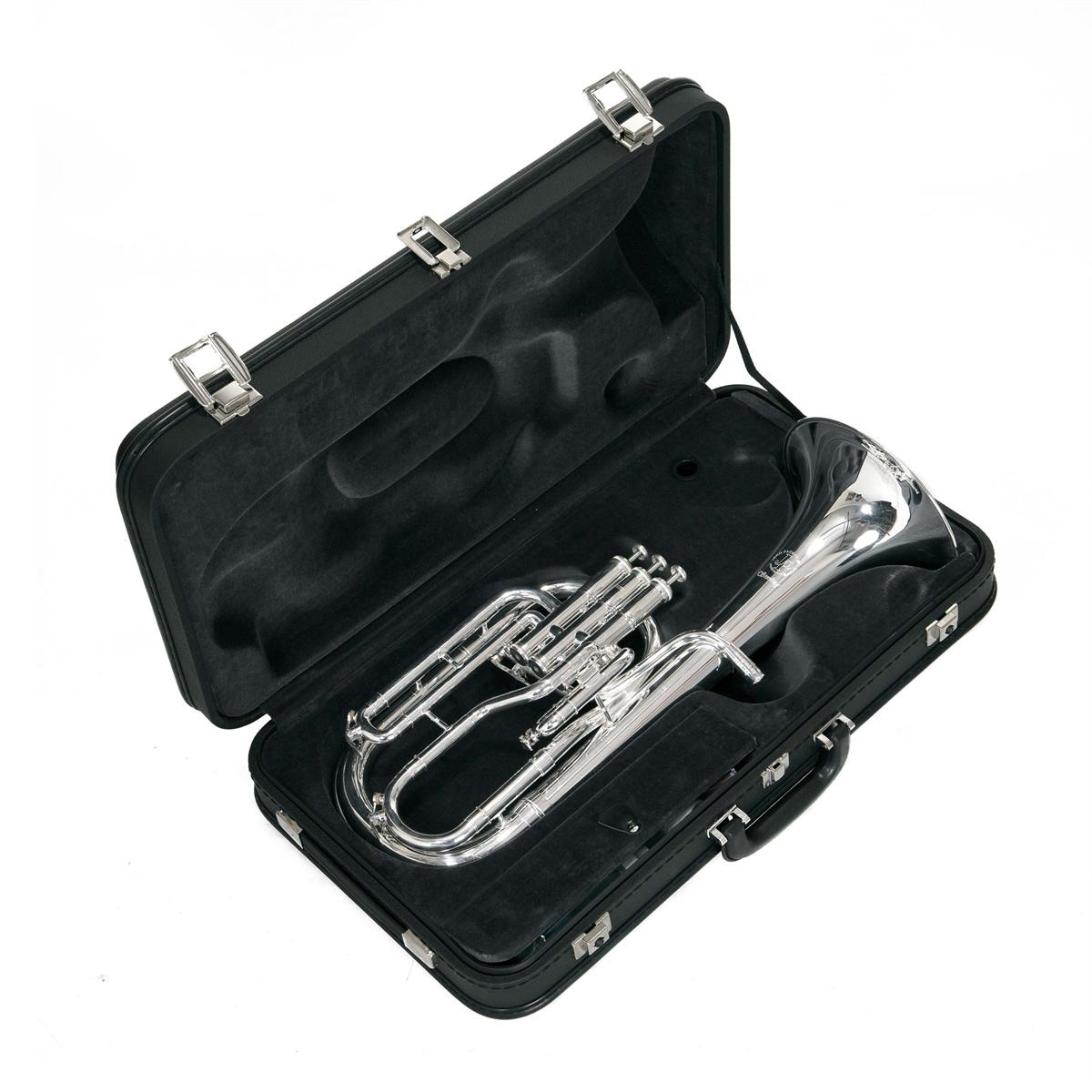 John Packer Tenor Horn JP372Sterling - Uitvoering: Verzilverd