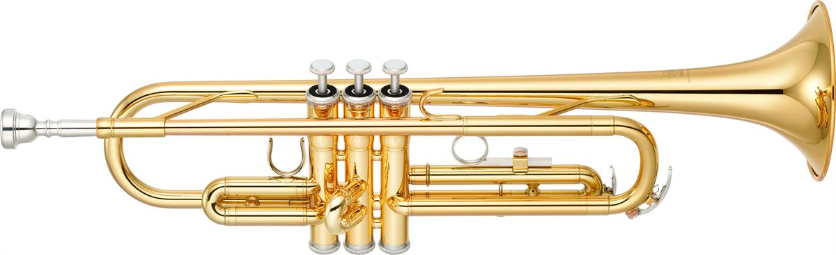 Yamaha Bb Trompet YTR-2330 Medium Weight Standard - Uitvoering: Goudlak