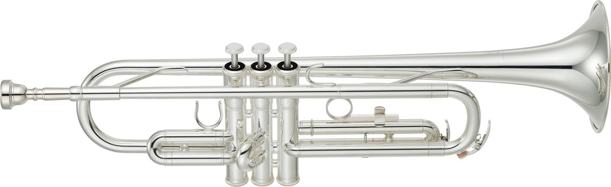 Yamaha Bb Trompet YTR-2330S Medium Weight Standard - Uitvoering: Verzilverd