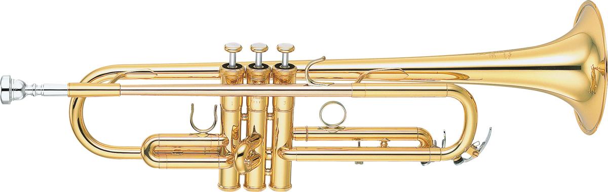 Yamaha Bb Trompet YTR-8310Z Lightweight Custom Z - Uitvoering: Goudlak