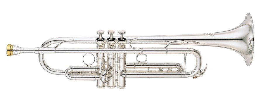 Yamaha Bb Trompet YTR-8335RGS Heavy Weight XENO - Uitvoering: Verzilverd